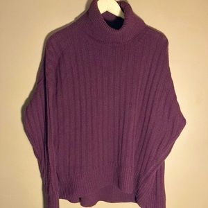 Polo Ralph Lauren wool cashmere ribbed sweater
